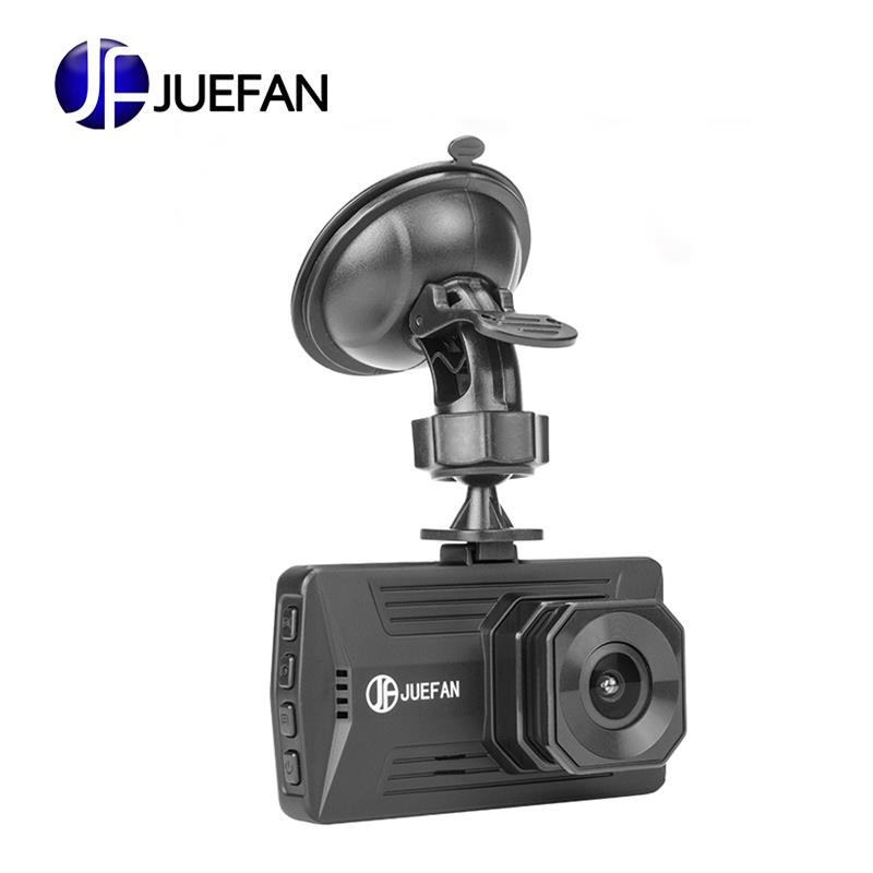 JUEFUN Car dvr Camera Full dashcamHD 1080P 3 Inch screnn support 170 wide Degree angle and buit-in speakers dash camera цена 2017