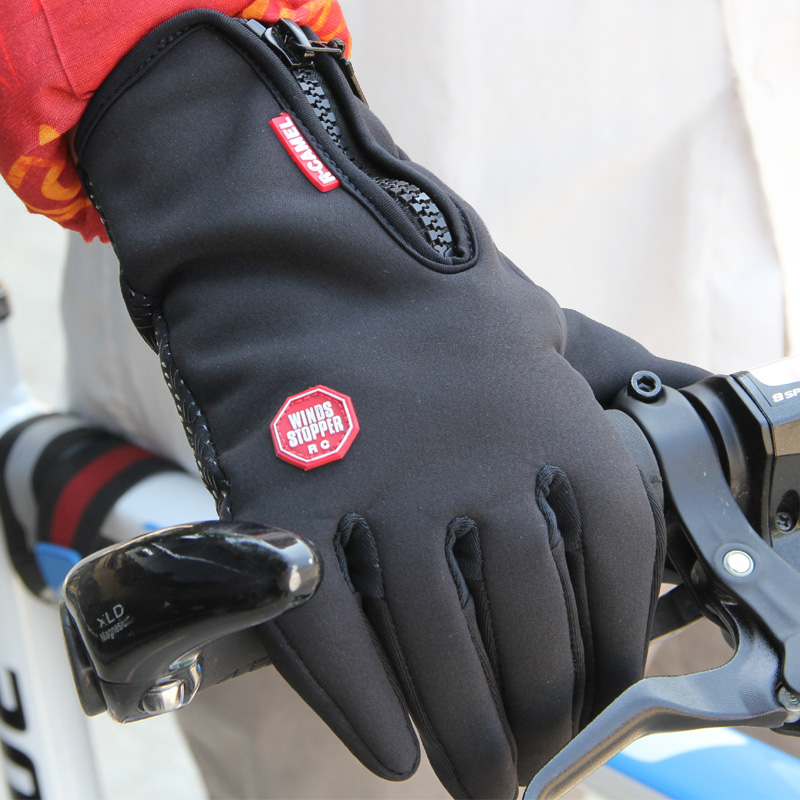 Outdoor Sports Hiking font b Winter b font Bicycle Bike Cycling font b Gloves b font