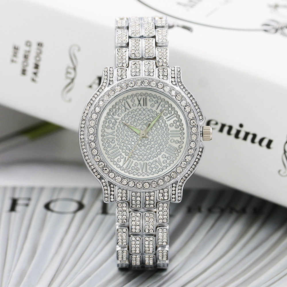 Classic Luxury Rhinestone Watch Women Watches Fashion Ladies Watch Women's Watches Clock Relogio Feminino Reloj Mujer (4)