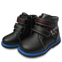 FASHION 1pair PU Leather Shoes KIDS Boot Children Shoes Kids Girl Shoes