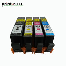цены einkshop 564 xl Compatible ink cartridge for hp 564xl Photosmart 5510 5511 5512 5514 5515 5520 5525 6510 6512 6515 6520 Printer