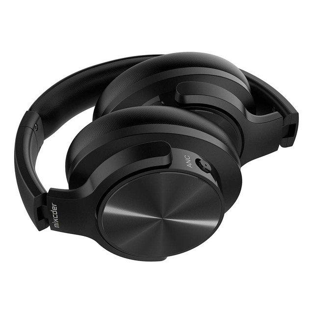 Super HiFi Deep Bass ANC Wireless Bluetooth Headphones With 30 hours Playtime