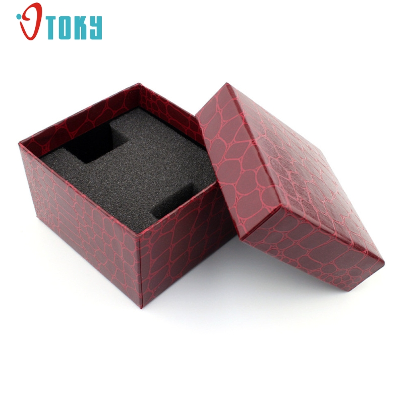 Excellent Quality Durable Watches Box Present Gift Box Case For Bracelet Bangle Jewelry Watches Box #BET201#