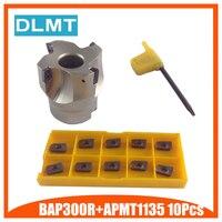 BAP400R BAP300R EMR5R EMRW6R KM12 RAP300R 40 50 22 4 T, 5 T, 6 T, APMT1135 1604 SEKT1204 фрезерный держатель для фреза машина