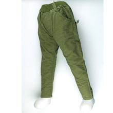 Boy Slacks,3-8 Years Army Green High Quality cotton trousers Child Slacks monsoon Kids Outerwears Pants costumes 2016 new MH9248
