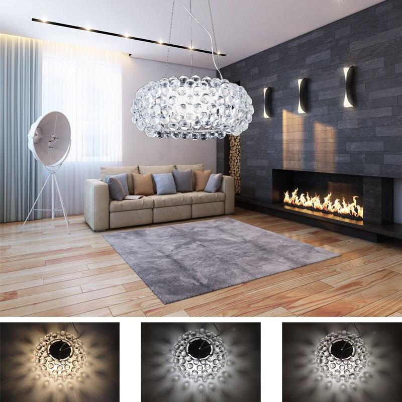 36W Led Pendant Lights Modern LED Lamp Indoor Hanging Lighting Light Color Changing Living Room Bedroom Dinning Room cd159 36w wjcolor changing pendant lamp ac 220v
