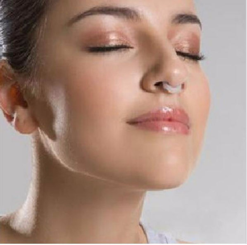 Magnets-Silicone-Snore-Free-Nose-Clip-Silicone-Anti-Snoring-Aid-Snore-Stopper-Nose-Clip-Device-775B