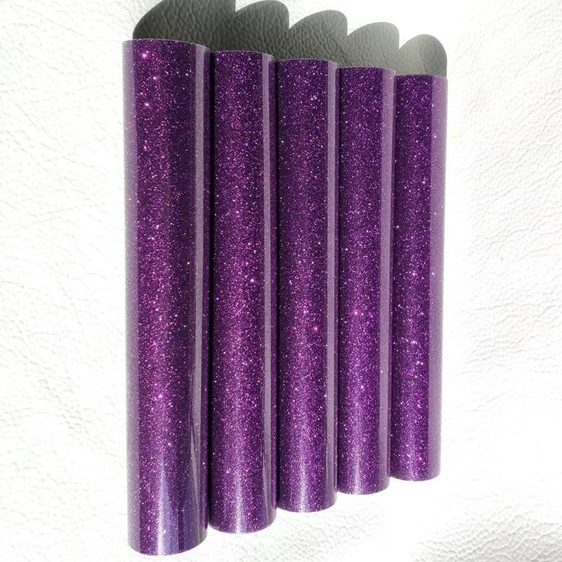 Vinyle de transfert de chaleur de scintillement de 0.5*15 m (20 x 42.21 ) pour le tissuVinyle de transfert de chaleur de scintillement de 0.5*15 m (20 x 42.21 ) pour le tissu