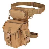 ARESLAND Multifunctionl Unisex Military Waist Pack Weapons Tactics Ride Leg Bag Bags Waterproof Drop Utility Thigh