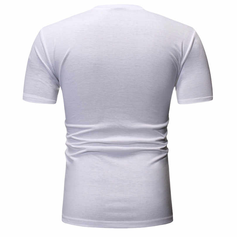 แฟชั่นแอฟริกัน Kente สำหรับบุรุษแขนสั้นกานาเสื้ออังการา Paneled GEO พิมพ์เสื้อยืดสี O-Neck ฤดูร้อน