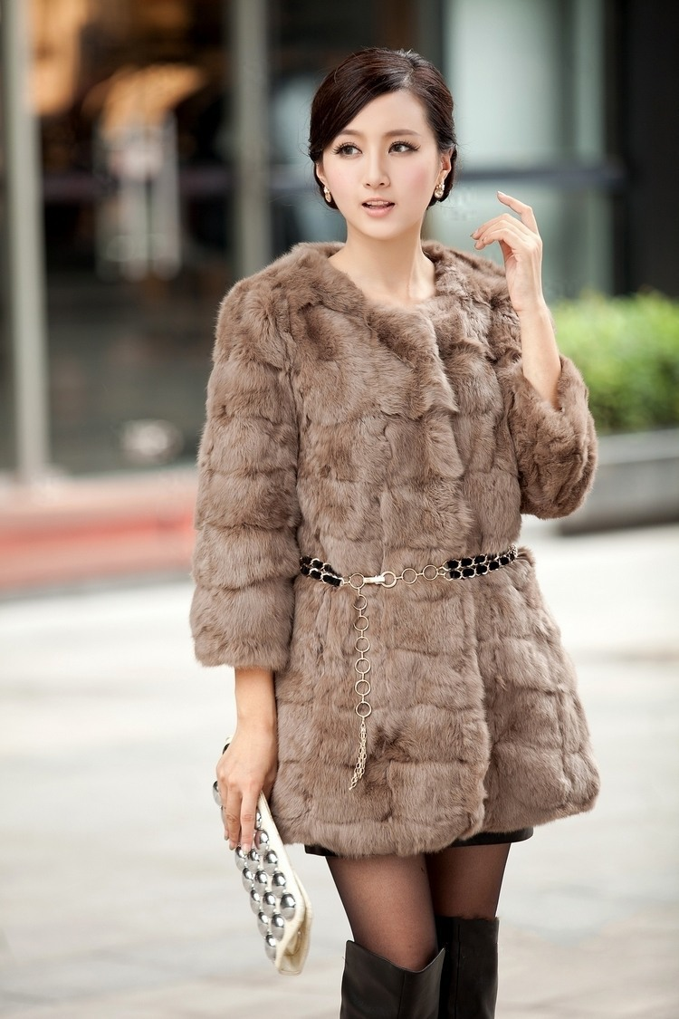 Popular Rabbit Fur Coats Women-Buy Cheap Rabbit Fur Coats Women