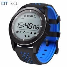 Купить онлайн Горячая № 1 F3 Смарт часы браслет IP68 Водонепроницаемый SmartWatch Спорт на открытом воздухе Фитнес трекер Одежда заплыва наручные часы для iOS и Android