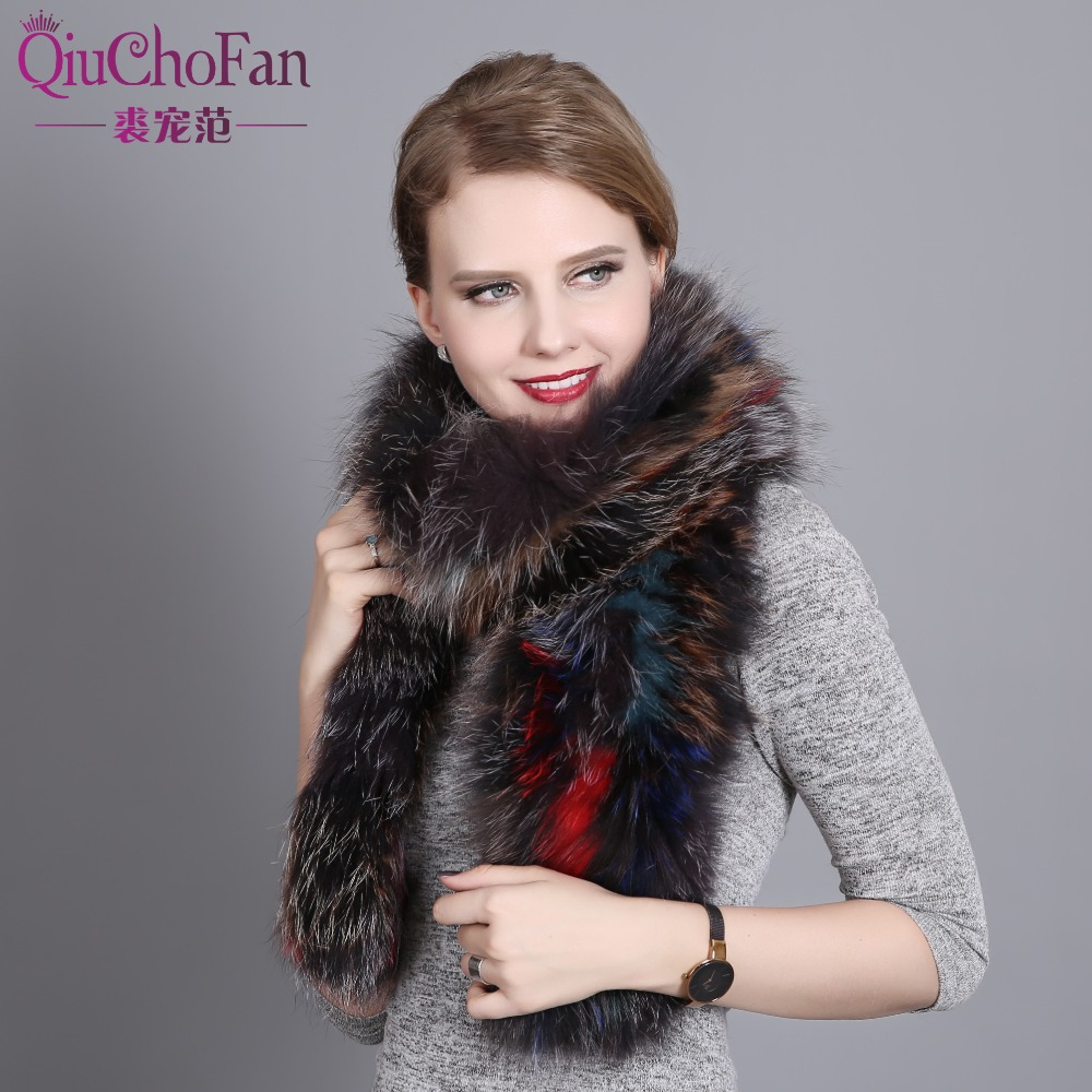 New 100 Hign End Real fox fur collar Woman luxury comfortable real fox fur scarf Lady