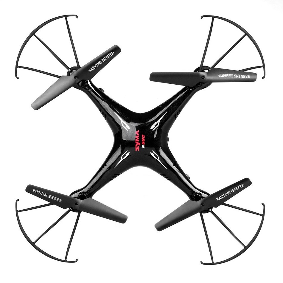 New Syma X5SC New Version Syma X5SC - 1 Falcon 4CH 2.4GHz 6 Axis RC Quadcopter with HD Camera 360 Degree Eversion брюки skills sport pants черный l