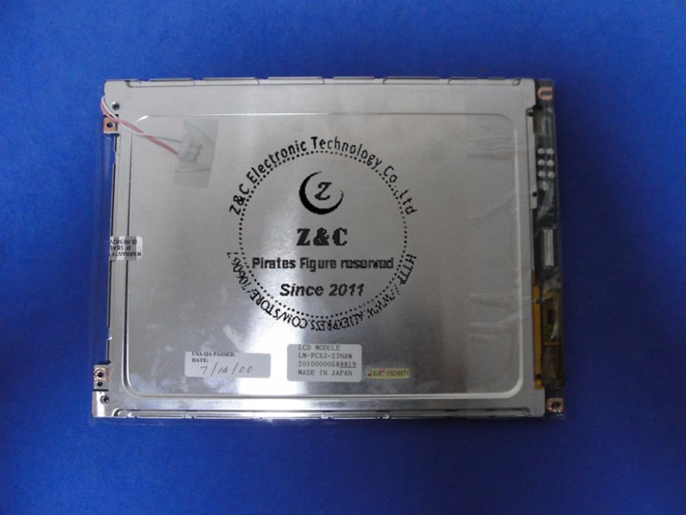 LM-FC53-23NAW New Origina 10.4 inch LCD display screen for Industrial Equipment