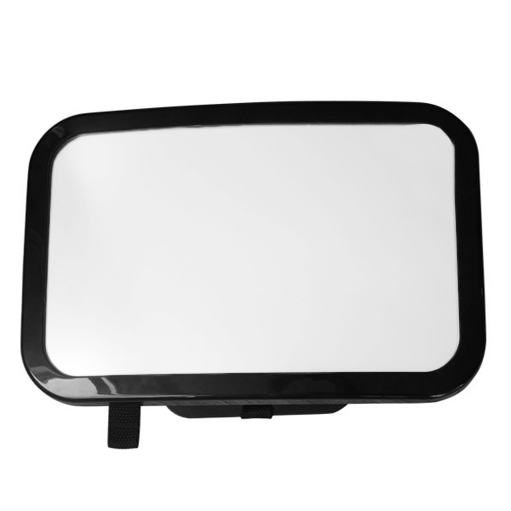 Car Safety Easy View Square Back Seat Mirror Baby Facing Rear Ward Child Infant Care Safety Baby Kids Monitor Car-styling Hot