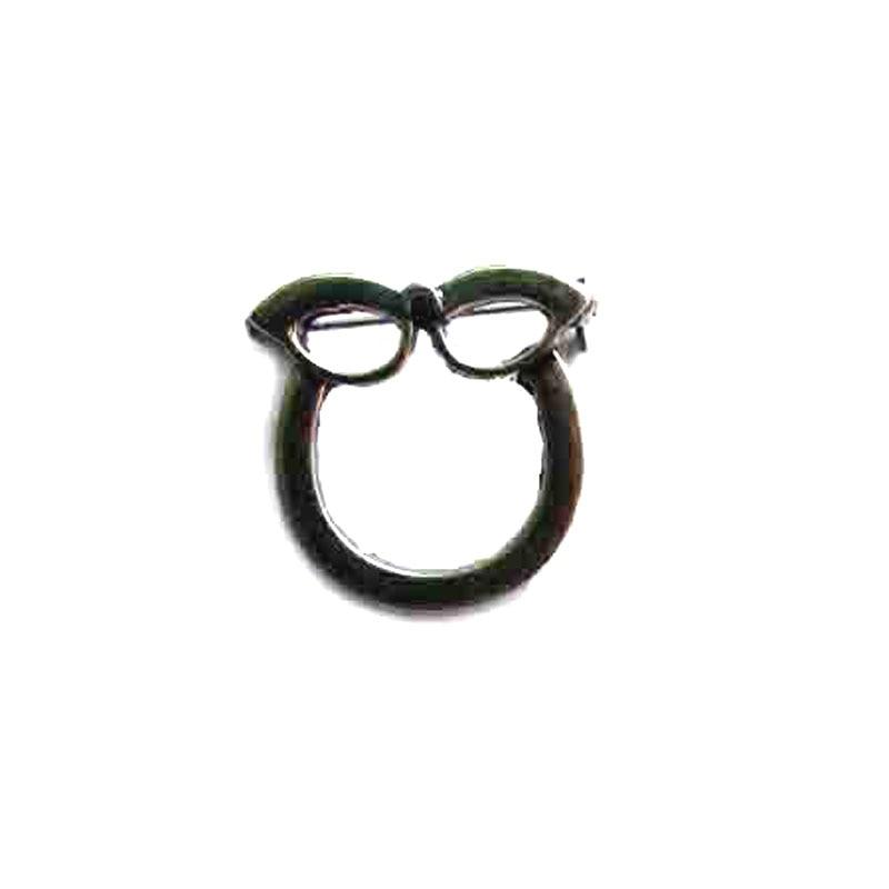 Vintage Antique Color Metal Charm Eyeglass Sunglasses