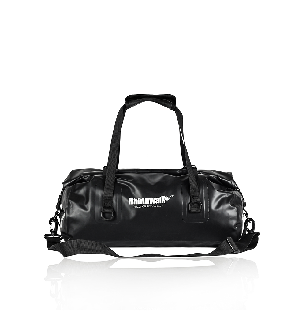 Rhinowalk Bicycle Luggage Bags 20L Full Waterproof for Road Bike Rear Rack Trunk Cycling Saddle Storage Pannier Multi Travel Bag (8)