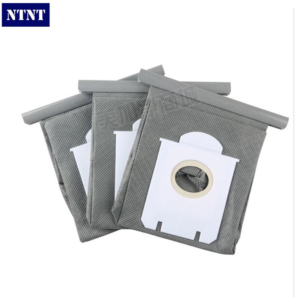 все цены на NTNT 3 Piece vacuum cleaner dust bag Replacement for Philips FC8134 FC8613 FC8614 FC8220 FC8222 FC8224 FC8200 Free Shipping онлайн