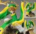 NEW hot 23cm CARDCAPTOR SAKURA TSUBASA SYAORAN action figure toys collection christmas toy doll no box