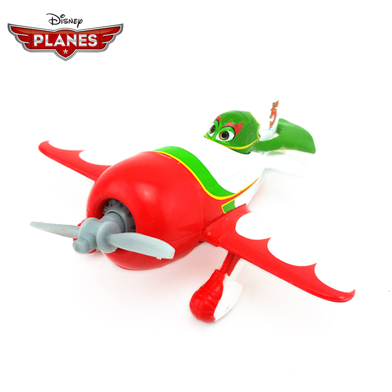 Disney Pixar Planes No.5 El Chupacabra 1:55 Metal Diecast Educational Toys Planes Model For Boys Children Birthday Gift