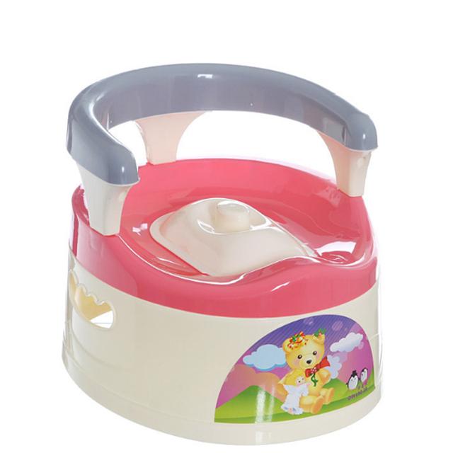 Bebê Higiênico cadeira Casa de Viagem Ao Ar Livre Treinamento Potty Assento Confortável Gaveta Bonito Do Bebê Dos Miúdos Pequenos Banheiros Portáteis À Prova de Fugas
