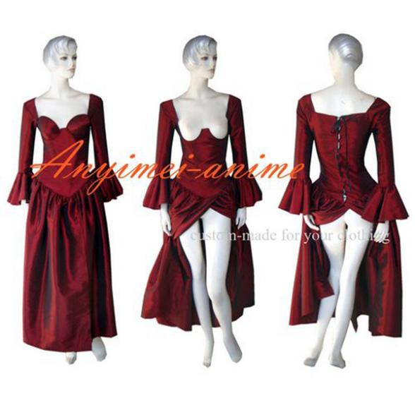 Victorian gothic clothing store