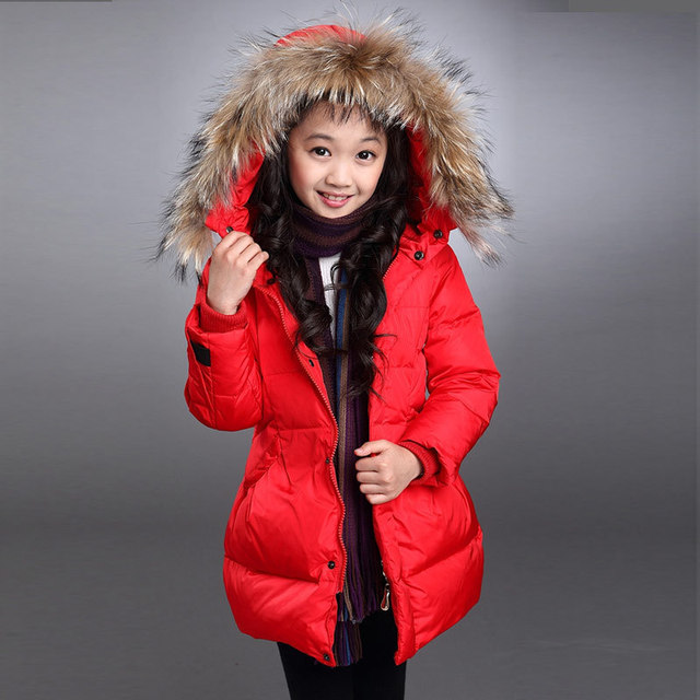 Aliexpress.com : Buy 3T 12 2015 Brand Casual Children Parka Girls ...