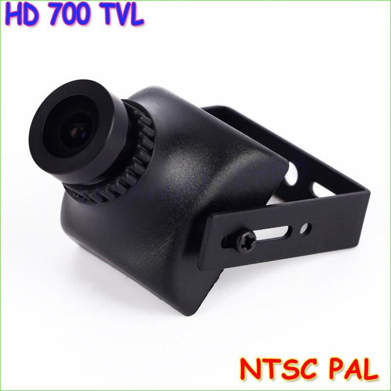 Wholesale 1pcs HD 700 TVL 1/3 2.8mm Lens Mini Video FOR FPV NTSC PAL Camera Adjuatable 2016 hotsale hd fpv 700 tvl lines ccd mini video camera with 2 1mm lens ntsc for sony quad