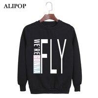 Youpop Kpop moda coreana 2016 got7 Flight log álbum vamos a volar en Seúl algodón Sudaderas k-pop jerséis sudaderas pt064
