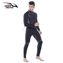 Echtes 3 MM Neopren Neoprenanzug Einteiliges und Schließen Körper Tauchen Anzug für Männer Scuba Dive Surfen Schnorcheln Speerfischen plus Größe