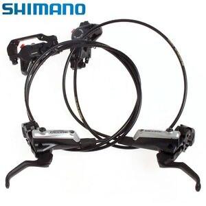 Shimano DEORE M615 vélo hydraulique frein à disque suite route et VTT pièces de vélo vtt vélo frein livraison gratuite