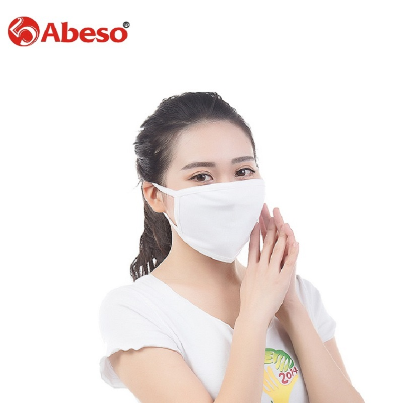 ABESO 5pcs/lot Disposable Surgical Mouth cotton Mask Activated Carbon Anti Fog Dust Mask Professional Medical Face Mask A7337 все цены