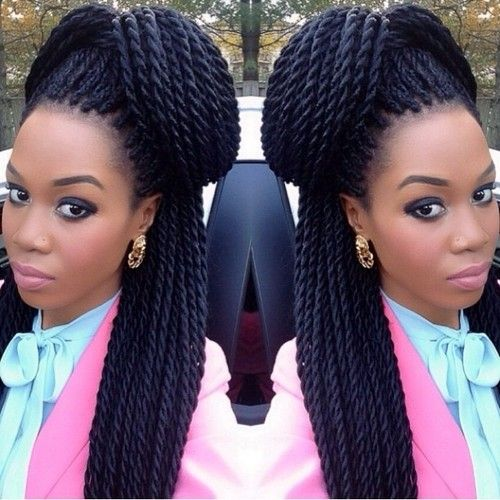 Charming Elegant Style Synthetic Hair Extension Soft Senegalese