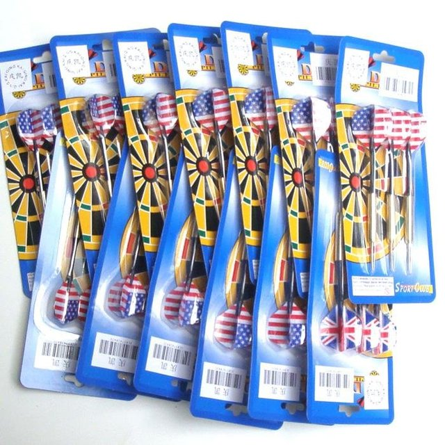 Wholesale - Mix Order Free shipping  for sample creative best  Steel Brass Throwing  brassl darts MTKPS-0002