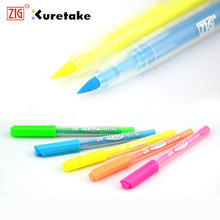 ZIG Kuretake Borstel Pen Markeerstift HI LITE Japan(China)
