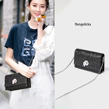 JUILE womens designer handbag Messenger bag fashion INS tide high quality sequins ladies Crossbody New shoulder phone