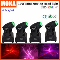 4 Pcs Lot Wireless Dmx 11 13 Chs Led Beam Moving Head Light Led Disco Dj