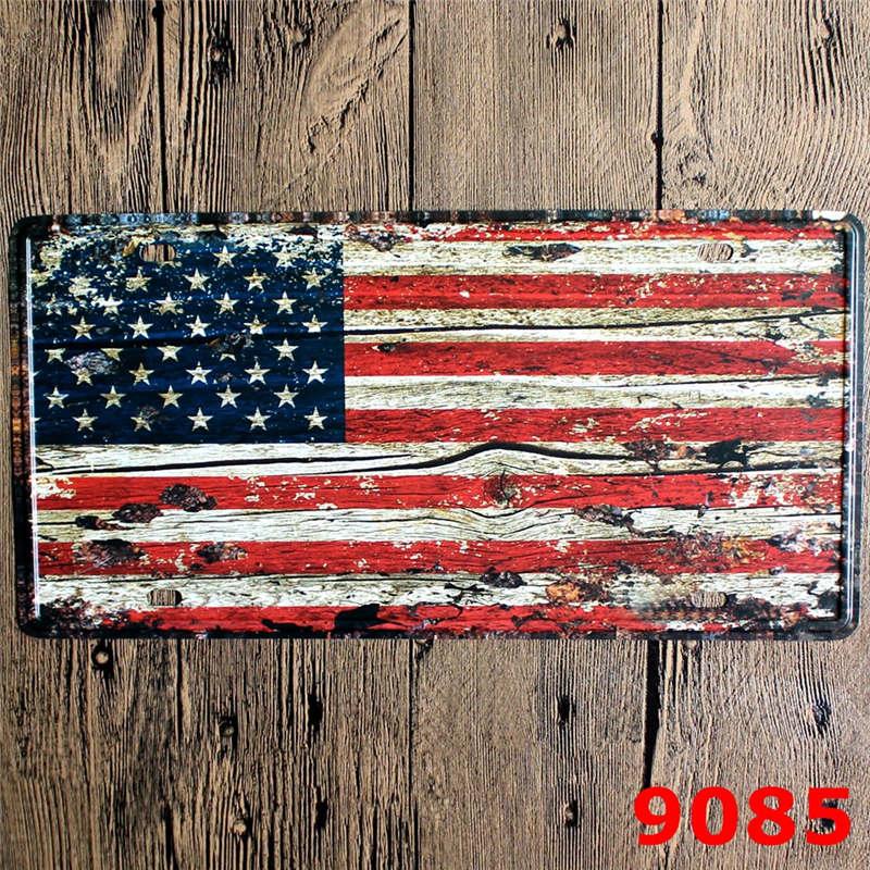 15 * 30 CM Америка Құрама Штаттары - Үйдің декоры - фото 3