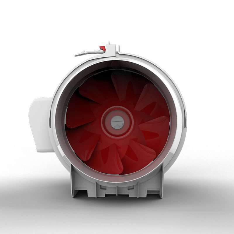 Image 4 - 4 Inch Grow Tent Centrifugal Fans&Activated Carbon Air Filter Suit 220V for GrowTent Hydroponic GreenHouse LED HPS Grow-in Grow Light Parts & Accessories from Lights & Lighting