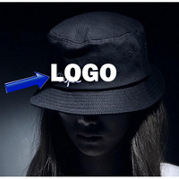 Including Customized LOGO Embroidery Adult Fisherman hat Bucket Hats UV Stop Traveling Sunhats Adult Sports Fishing Caps Women