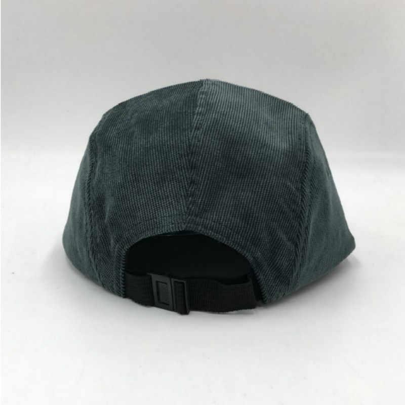 سروال قصير قبعة بتصميم هيب هوب للنساء الرجال قابل للتعديل قصيرة حافة قبعة بيسبول الصلبة الربيع الخريف الذكور 5 لوحة قبعة خمسة لوحة العظام