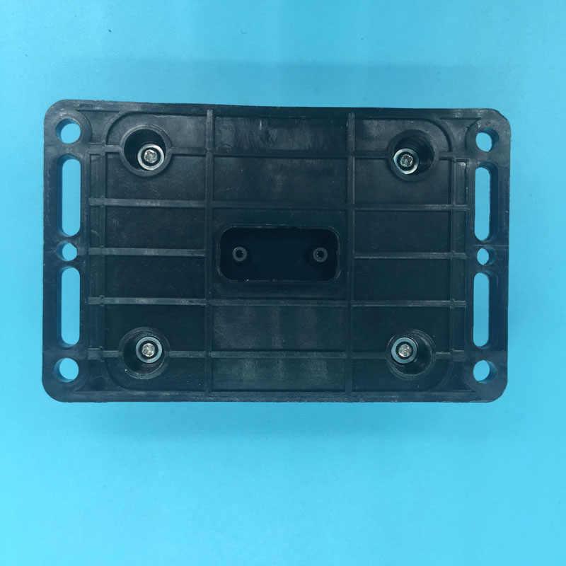 Flatbed UV Printer Pelarut untuk Epson DX5 Capping Stasiun Flora Flyjet Galaxy Wit-Warna DX7 Kepala Atas Printhead membersihkan Unit 2 PC