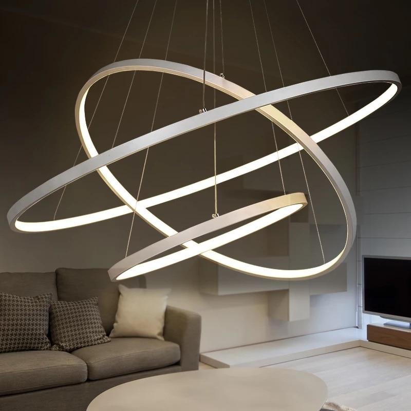 Staircase Lights Industrial Lighting Fixtures Kitchen Pendant - Modern-dining-room-lighting-fixtures