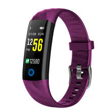 RAVI S5 Smart Watch Fitness Bracelet Pulsometer Blood Pressure Monitor IP67 Swim Tracker Sports Smartwatch Connect IOS Android