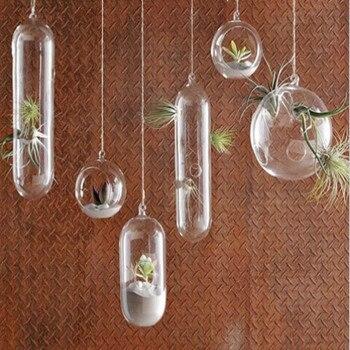 Home Decoration Glass Vases Decorative Flower Vases Wedding Decoration Angel Vases Flower Pots Planters Vase Leather Bag
