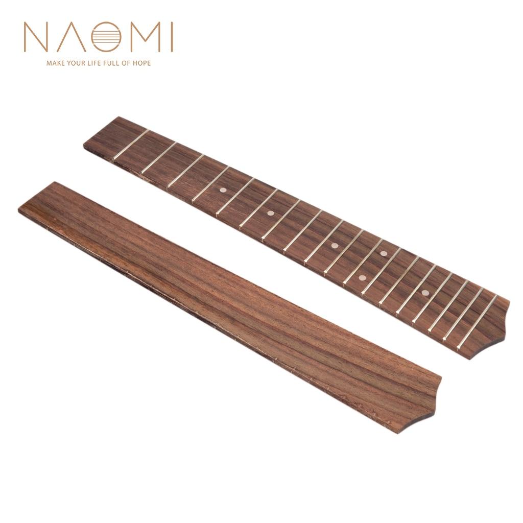 naomi ueulele fretboard 26 inch tenor ukulele hawaii guitar wood fretboard fingerboard 18 frets. Black Bedroom Furniture Sets. Home Design Ideas