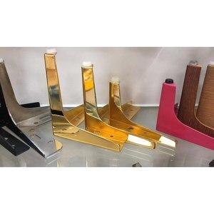 Image 5 - 4 pcs/h = 15.2CM kanepe dolap dolap mobilya bacak bacak ayak vidalar