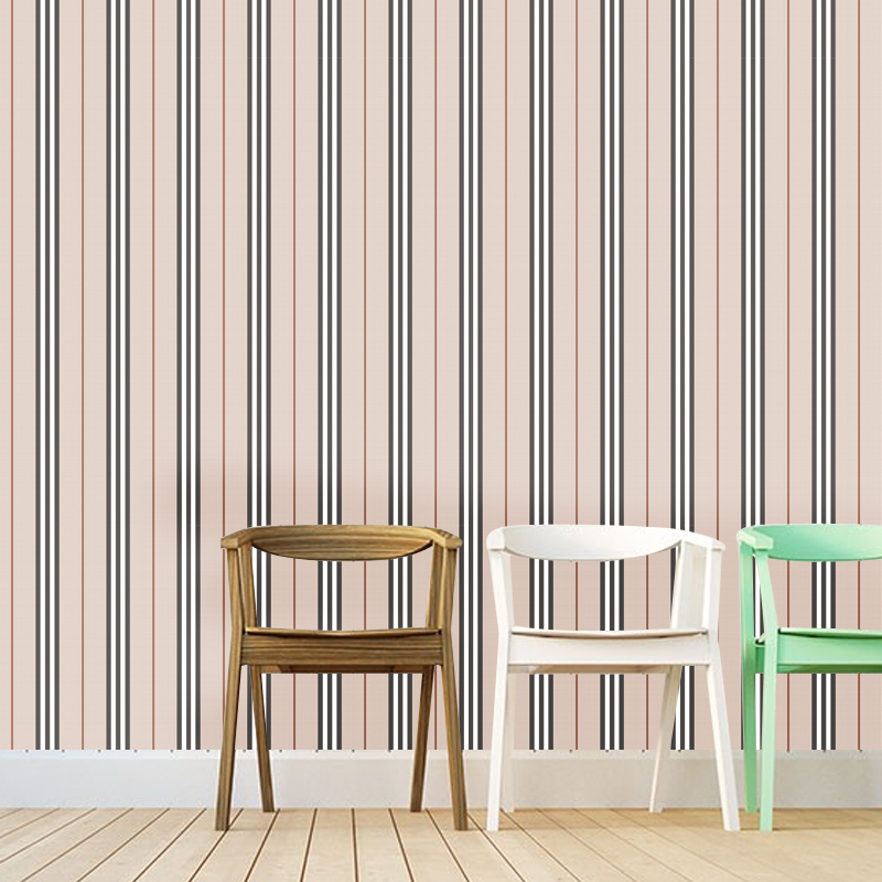 Modern Stripe Wallpaper 3D Childrens Bedroom Home Decor Wall Sticker Living Room TV Sofa Background PVC Waterproof Wall PapersModern Stripe Wallpaper 3D Childrens Bedroom Home Decor Wall Sticker Living Room TV Sofa Background PVC Waterproof Wall Papers