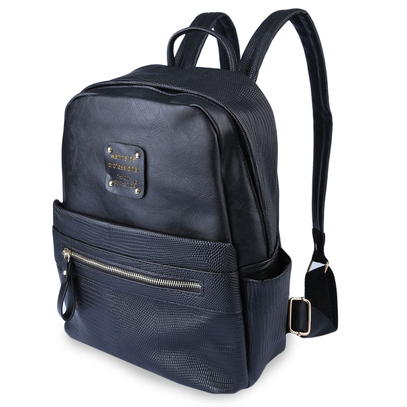 Women Backpack New Fashion Casual PU Leather Ladies Feminine Backpack Candy Color Korea School Style Solid